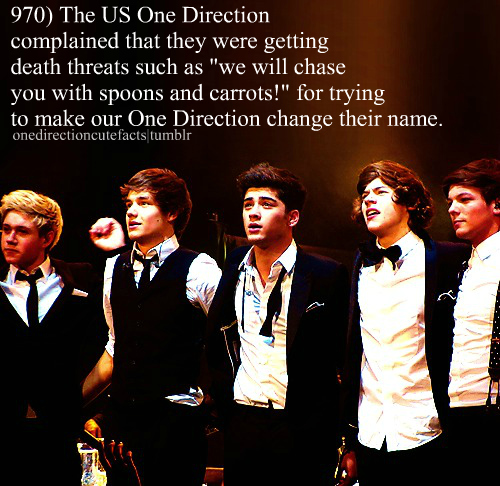 1D FACTS!!!!<3