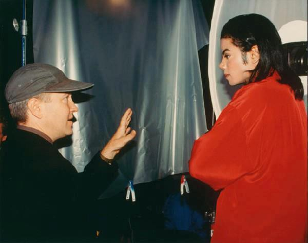 2 masters .. .Michael and David Lynch(American filmmaker) ♡