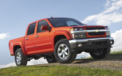2010 Chevy Colorado