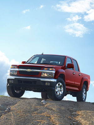 2011 Chevy Colorado