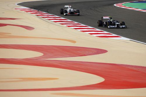 2012 Bahrain GP