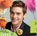 2012 Magazine - zac-efron icon