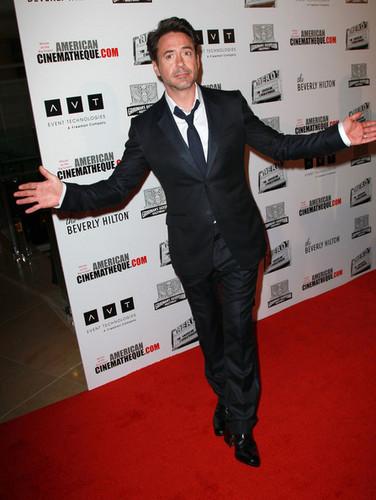 25th American Cinematheque Award Honoring Robert Downey, Jr. - Arrivals