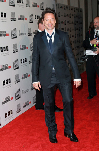25th American Cinematheque Award Honoring Robert Downey, Jr. - Arrivals