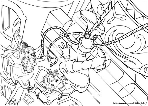 66 Coloring Pages Barbie And The Three Musketeers