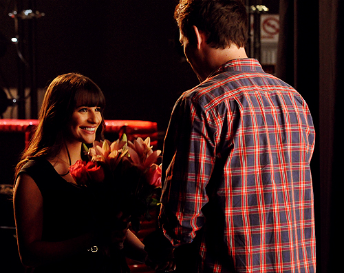 3x18 Choke New Stills - glee Photo