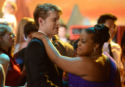 Glee wallpaper titled 3x19 Prom-asaurus Stills