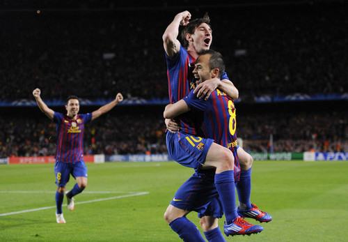 A. Iniesta (Barcelona - Chelsea)