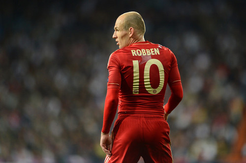 A. Robben (Real Madrid - Bayern München)