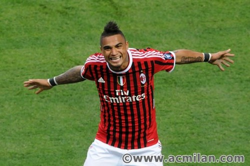 AC Milan VS Genoa CFC 1-0, Serie A TIM 2011/12 - ac-milan Photo