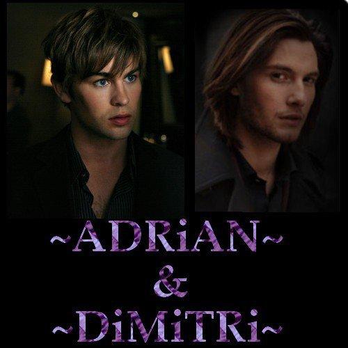 Adrian & Dimitri