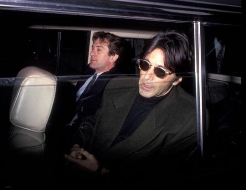 Al Pacino & Bobby De Niro