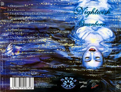 Album's Back Cover