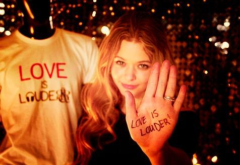 Ali <3 amor Is Louder