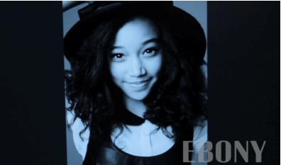 Amandla Ebony Photoshoot