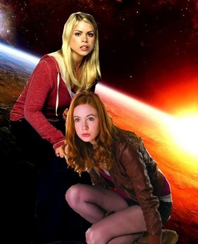 Amy & Rose