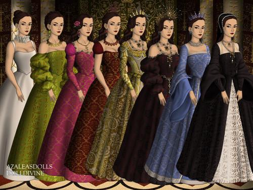 Anne Boleyn 바탕화면 titled Anne Boleyn