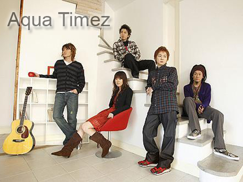 Aqua Timez