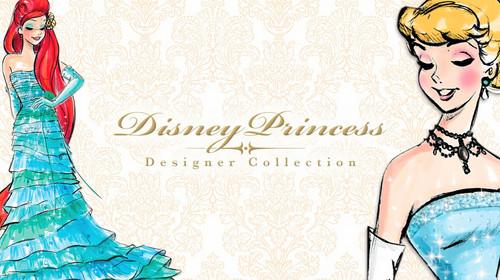 Ariel & Cinderella Designer Disney Princess