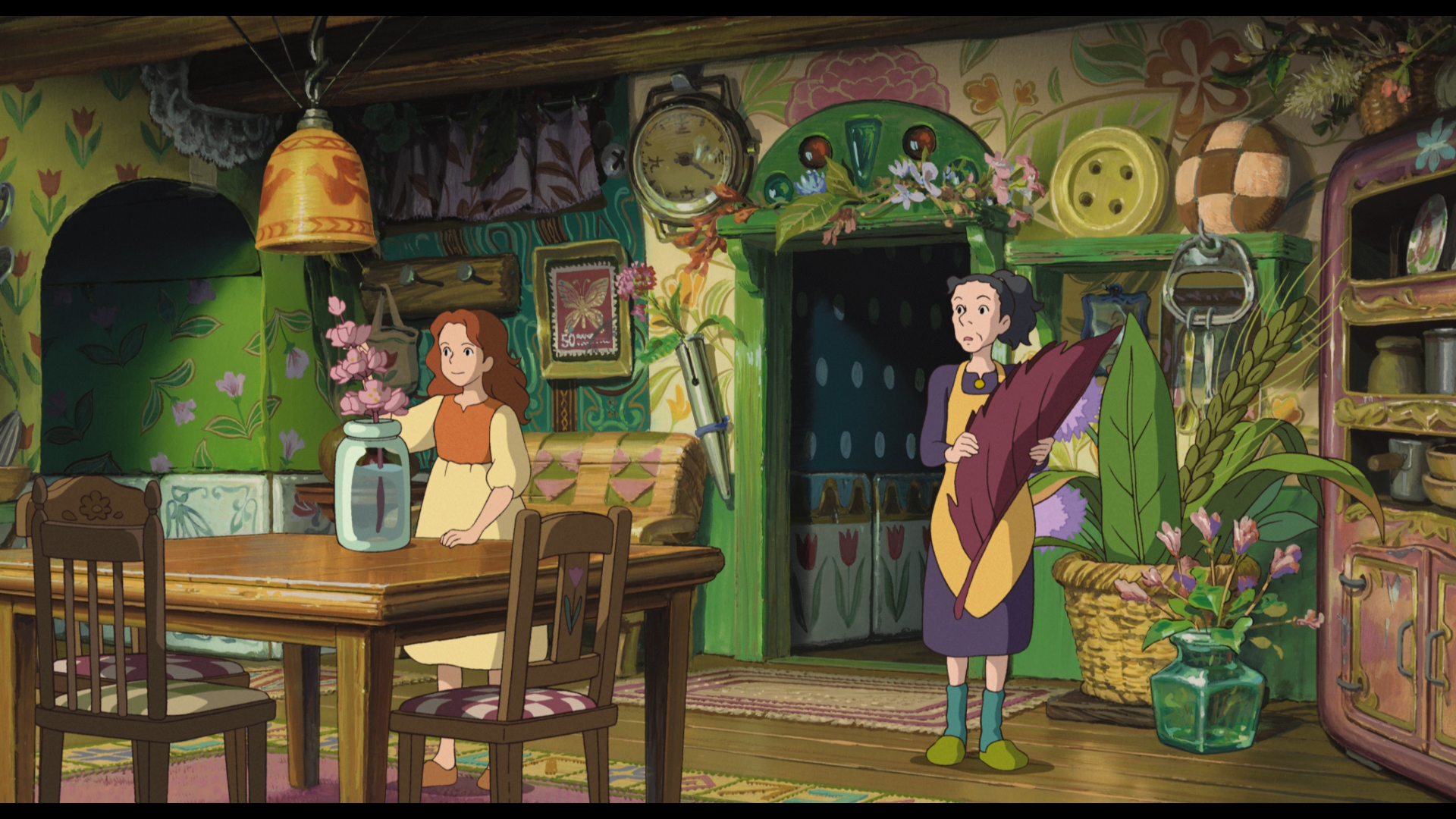The secret world of arrietty full movie free watch now