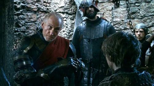 Arya and Tywin