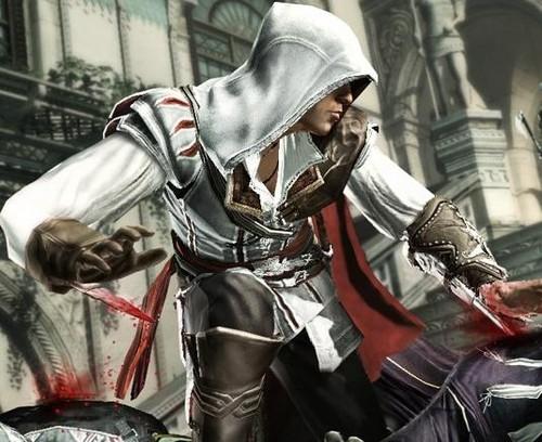 Assassin's creed Main assassin characters