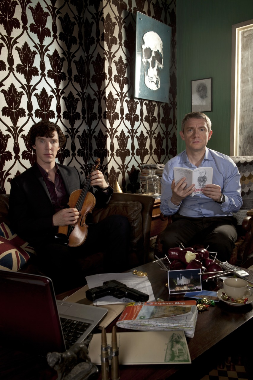 Johnlock Images At 221b Baker Street Hd Wallpaper And Background