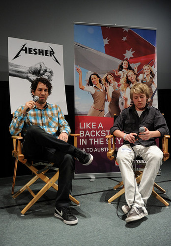 "Australians In Film Screening Of ""Hesher"" And ""I upendo Sarah Jane"""