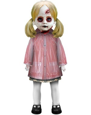 Living Dead Dolls karatasi la kupamba ukuta possibly with a blouse, a playsuit, and a legging entitled Ava -Series 22