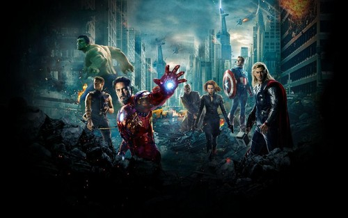 Avengers Assemble - the-avengers Wallpaper