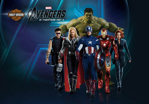 The Avengers wallpaper called Avengers