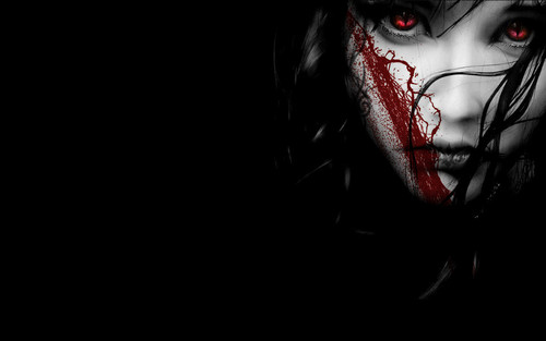 BLOODY WALLPAPER - tamar20 Wallpaper