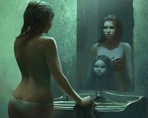 страшные голые фото