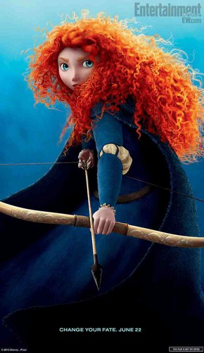 BRAVE posters