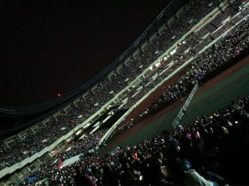 BTW Ball in Seoul, South Korea!