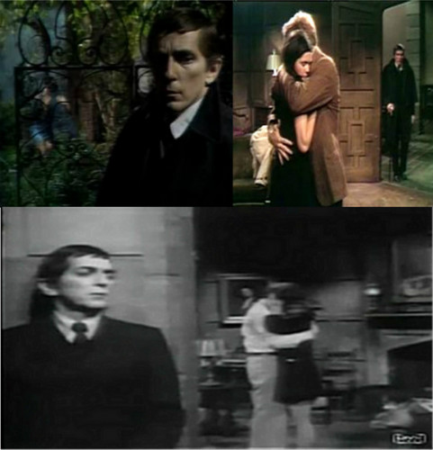 Barnabas Collins Is A Peeping Tom