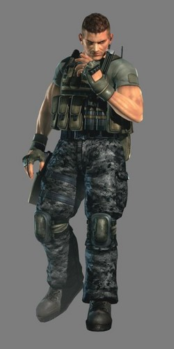Bayman render in DOA5
