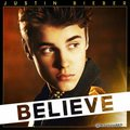 Believe album cover (deluxe edition)