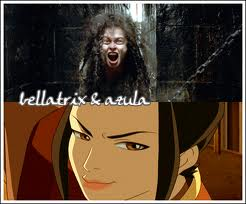 Bellatrix & Azula