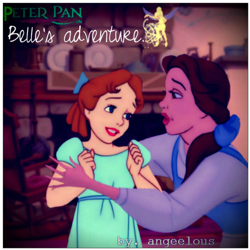 Belle's adventure with Peter pan. PREVIEW!