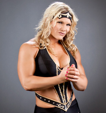 beth phoenix wallpaper possibly containing a bustier entitled Beth Phoenix Photoshoot Flashback