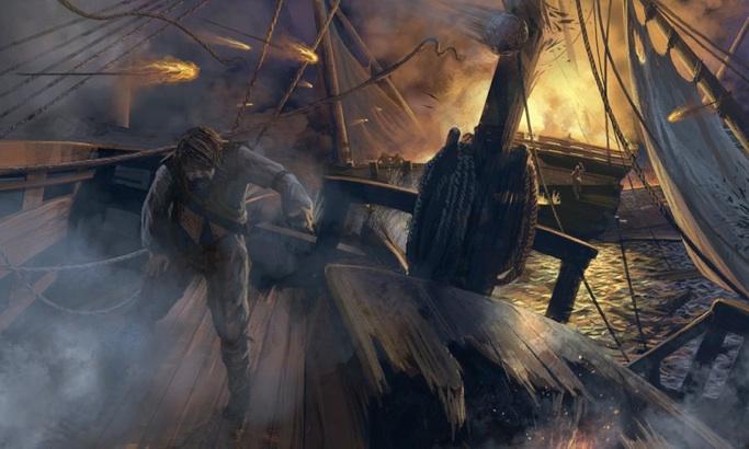 Blackwater Concept Art