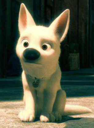 Disney's Bolt پیپر وال entitled Bolt Superdog