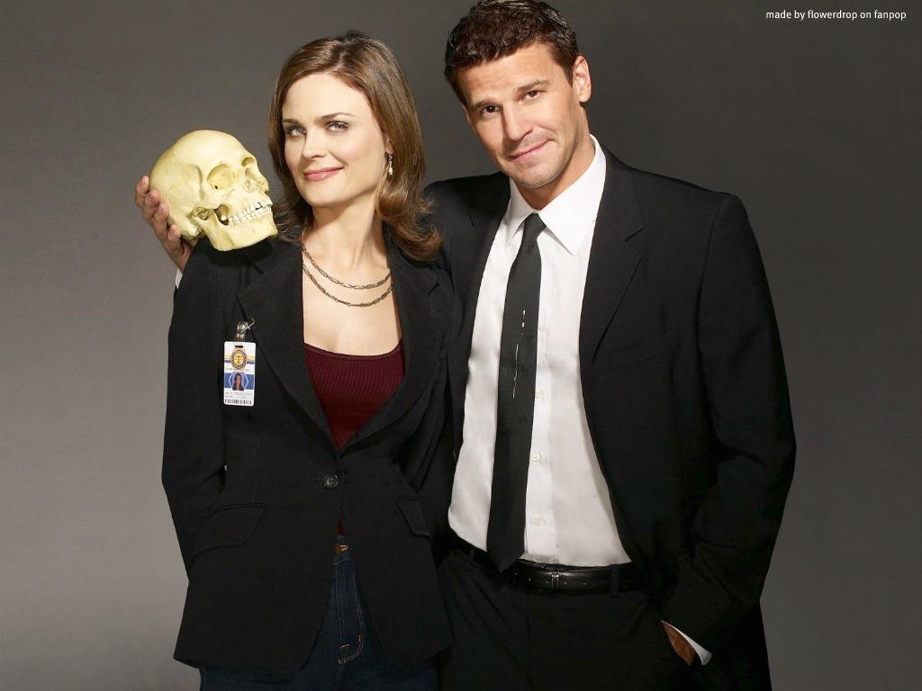 bones booth and brennan first meet