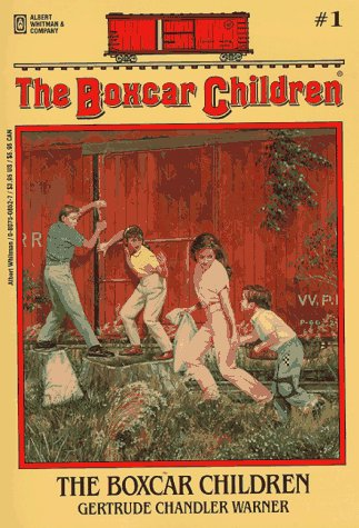 The Boxcar Children wallpaper with anime entitled Book #1