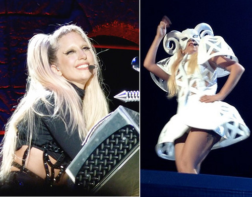 Born This Way Ball in Seoul.