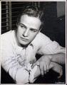 Brando's autograph