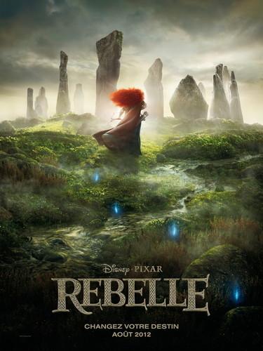 Ribelle - The Brave and Merida immagini