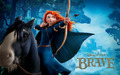 Brave and Merida images