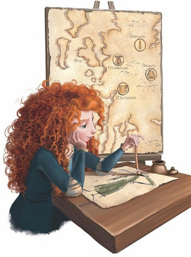 Merida - Legende der Highlands Bilder
